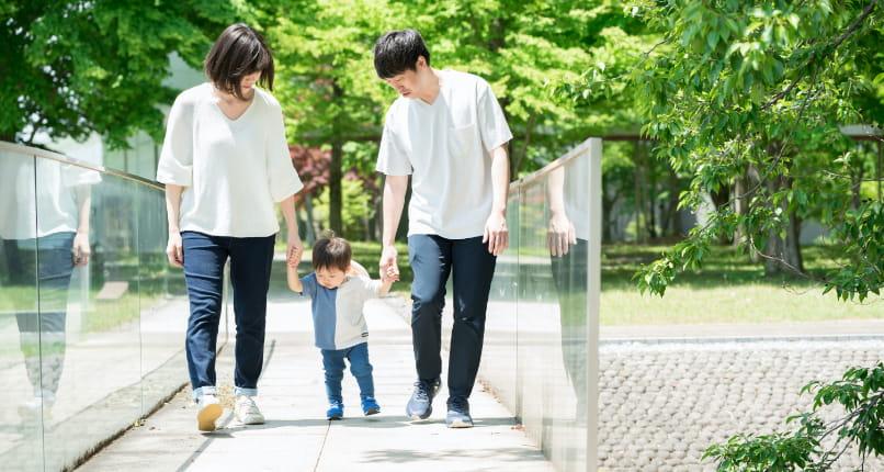 総合住宅展示場の歩き方