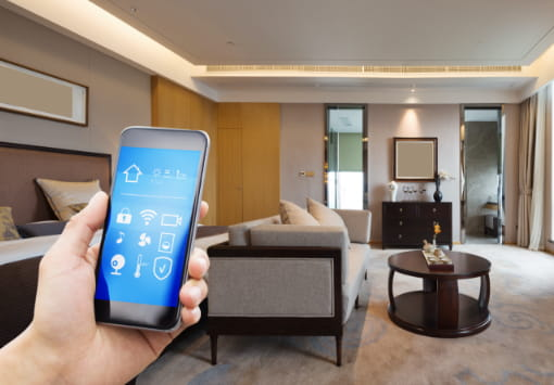 IoT技術のイメージ画像